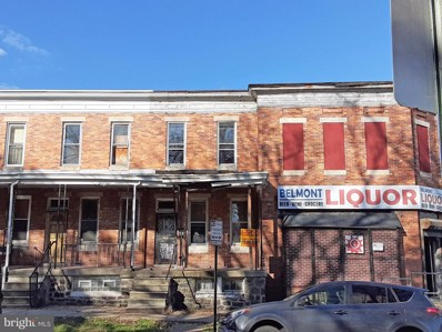 2910 Belmont Avenue, Baltimore, MD 21216 - #: MDBA532234
