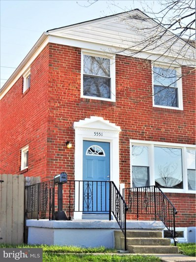 5551 Whitby Road, Baltimore, MD 21206 - #: MDBA532332