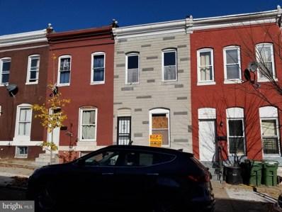 2520 W Fayette Street, Baltimore, MD 21223 - #: MDBA532366