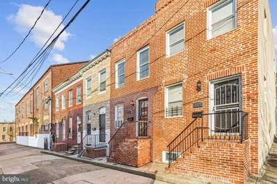 846 Reinhardt Street, Baltimore, MD 21230 - #: MDBA532490