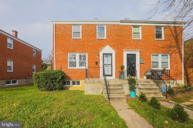 908 Dartmouth Road, Baltimore, MD 21212 - #: MDBA532498