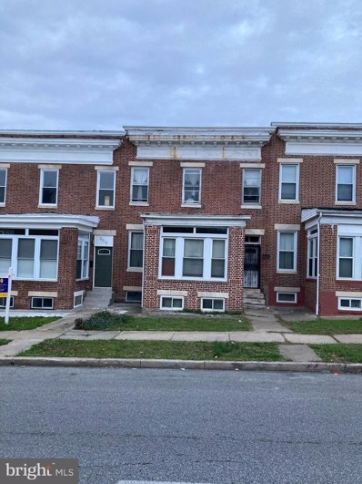 3217 The Alameda, Baltimore, MD 21218 - #: MDBA532504