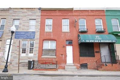 629 N Duncan Street, Baltimore, MD 21205 - #: MDBA532576