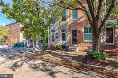 1403 Decatur Street, Baltimore, MD 21230 - #: MDBA532594