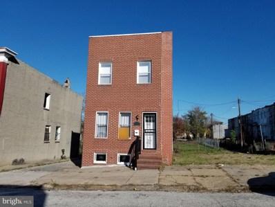 2106 E Lafayette Avenue, Baltimore, MD 21213 - #: MDBA532604