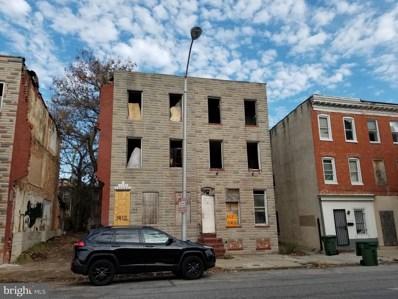 1410 W Pratt Street, Baltimore, MD 21223 - #: MDBA532612