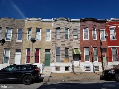 1816 W Lafayette Avenue, Baltimore, MD 21217 - #: MDBA532620
