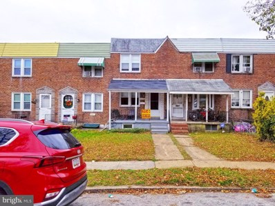 2010 Whistler Avenue, Baltimore, MD 21230 - #: MDBA532626