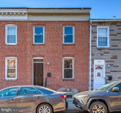 1832 Light Street, Baltimore, MD 21230 - #: MDBA532644
