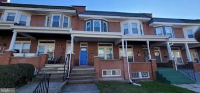 2509 Calverton Heights Avenue, Baltimore, MD 21216 - #: MDBA532650