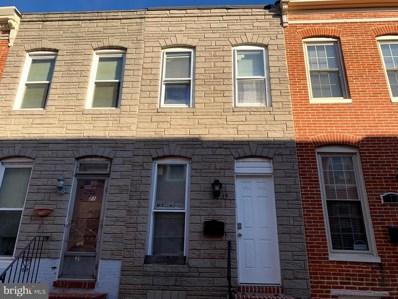19 N Bradford Street, Baltimore, MD 21224 - MLS#: MDBA532676