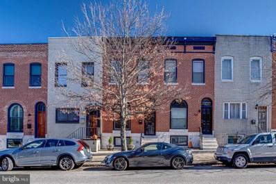 265 S East Avenue, Baltimore, MD 21224 - #: MDBA532678
