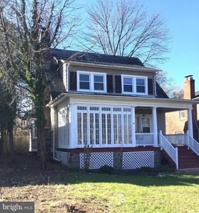 606 Brookwood Road, Baltimore, MD 21229 - #: MDBA532712