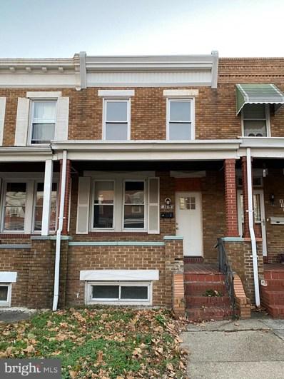 3219 Chesterfield Avenue, Baltimore, MD 21213 - #: MDBA532758