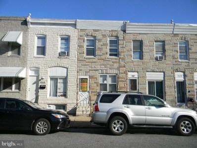 225 Grundy Street, Baltimore, MD 21224 - #: MDBA532778