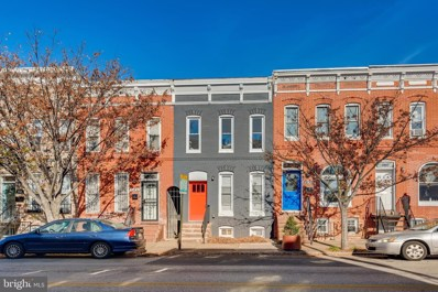 834 Washington Boulevard, Baltimore, MD 21230 - #: MDBA532780