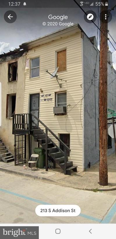 1820 Dover Street, Baltimore, MD 21223 - #: MDBA532786