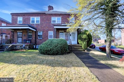 3341 Dolfield Avenue, Baltimore, MD 21215 - #: MDBA532860
