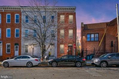 835 W Barre Street, Baltimore, MD 21230 - #: MDBA532914