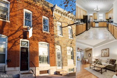 735 S Conkling Street, Baltimore, MD 21224 - #: MDBA532916