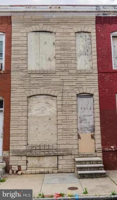 1616 N Port Street, Baltimore, MD 21213 - #: MDBA532920