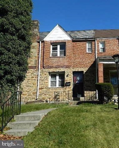 5727 Jonquil Avenue, Baltimore, MD 21215 - #: MDBA532946