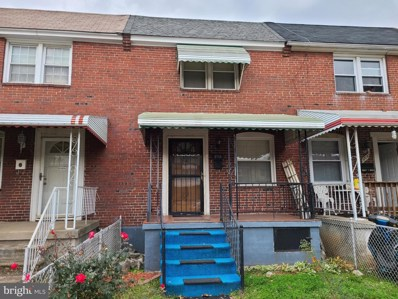3710 10TH Street, Baltimore, MD 21225 - #: MDBA533030