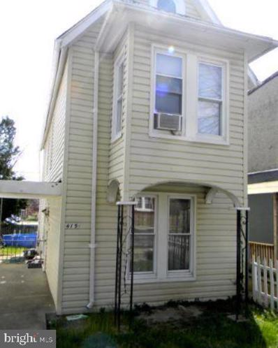 419 Calvin Avenue, Baltimore, MD 21218 - #: MDBA533044