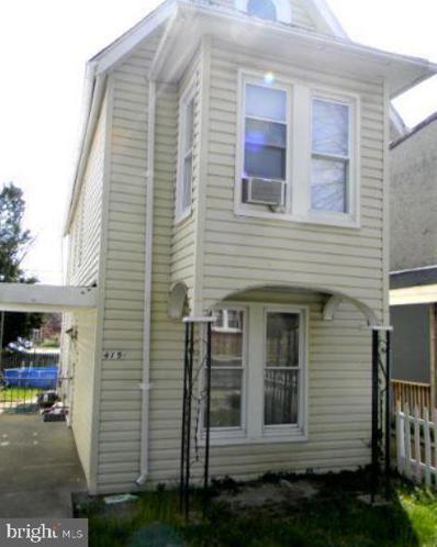 419 Calvin Avenue, Baltimore, MD 21218 - #: MDBA533044