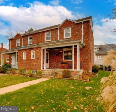 2801 Harview Avenue, Baltimore, MD 21234 - #: MDBA533054