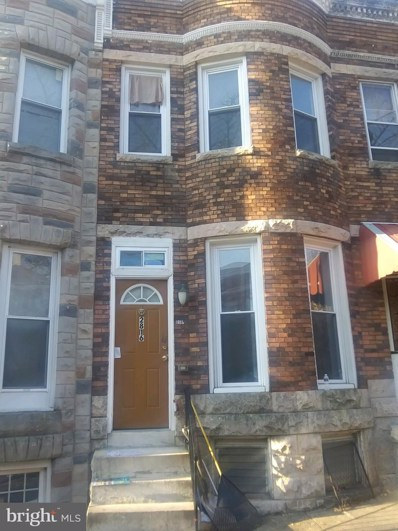 2816 Woodbrook Avenue, Baltimore, MD 21217 - #: MDBA533056
