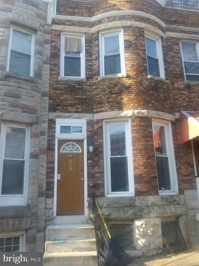 2816 Woodbrook Avenue, Baltimore, MD 21217 - #: MDBA533056