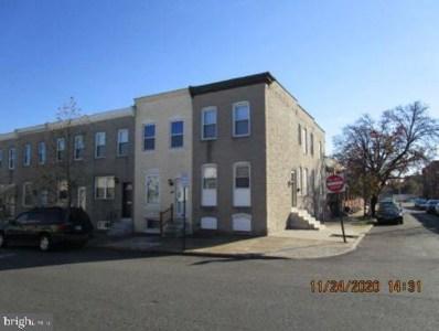 3901 E Pratt Street, Baltimore, MD 21224 - #: MDBA533058