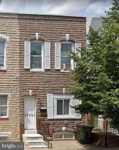 3706 E Pratt Street, Baltimore, MD 21224 - #: MDBA533062