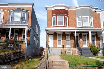 2810 Clifton Avenue, Baltimore, MD 21216 - #: MDBA533074