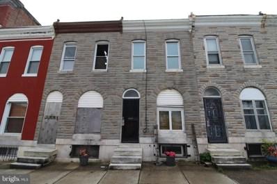 2329 E Oliver Street, Baltimore, MD 21213 - #: MDBA533138