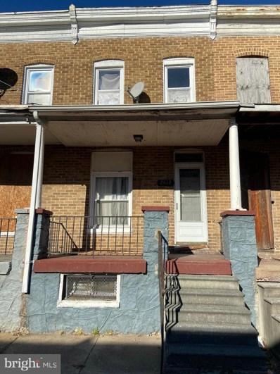 2412 Llewelyn Avenue, Baltimore, MD 21213 - #: MDBA533158