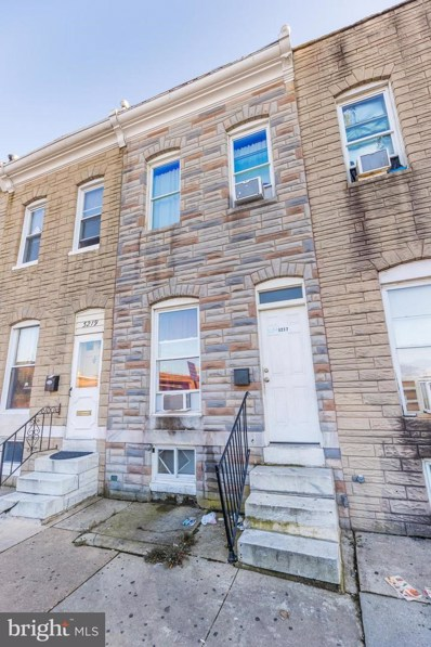 3217 Esther Place, Baltimore, MD 21224 - #: MDBA533192