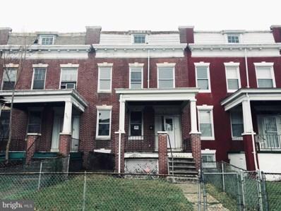 508 Lyndhurst Street, Baltimore, MD 21229 - #: MDBA533210