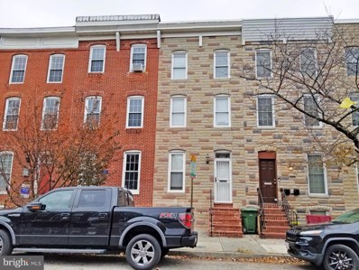 1010 W Cross Street, Baltimore, MD 21230 - MLS#: MDBA533224