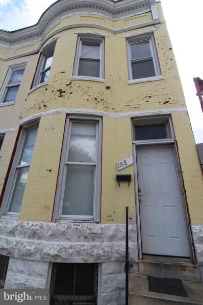 1823 Baker Street, Baltimore, MD 21217 - #: MDBA533240