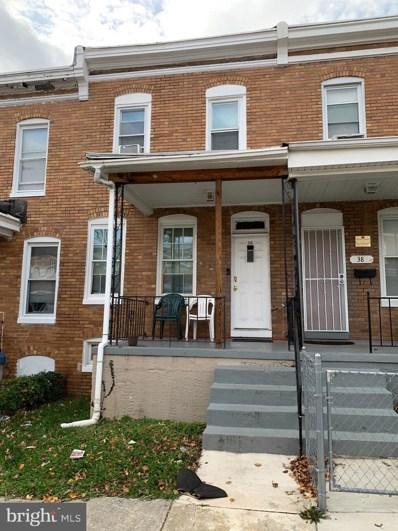 36 N Abington Avenue, Baltimore, MD 21229 - #: MDBA533286