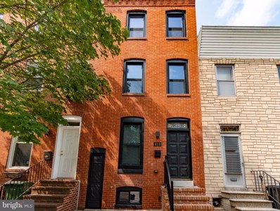 410 S Collington Avenue, Baltimore, MD 21231 - #: MDBA533338