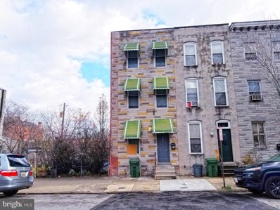 235 S Stricker Street, Baltimore, MD 21223 - #: MDBA533366