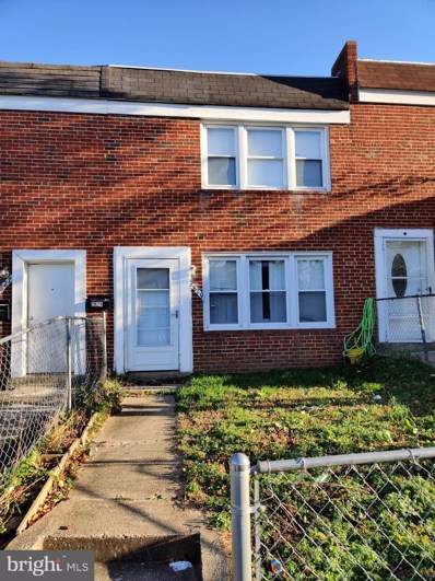 2829 Hinsdale Drive, Baltimore, MD 21230 - #: MDBA533382