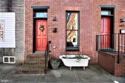 3407 Bank Street, Baltimore, MD 21224 - #: MDBA533394