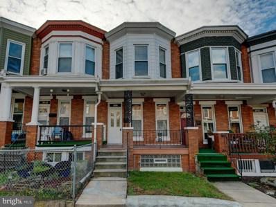 3051 Brighton Street, Baltimore, MD 21216 - #: MDBA533432