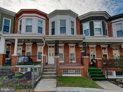 3051 Brighton Street, Baltimore, MD 21216 - #: MDBA533432