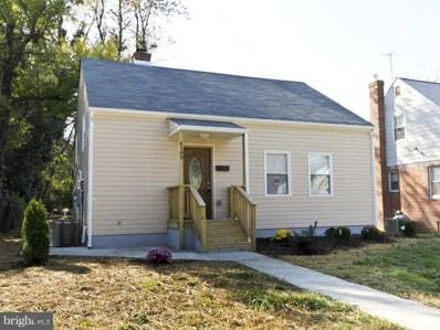4109 Elderon Avenue, Baltimore, MD 21215 - #: MDBA533456