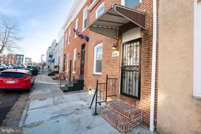 422 N Castle Street, Baltimore, MD 21231 - #: MDBA533482